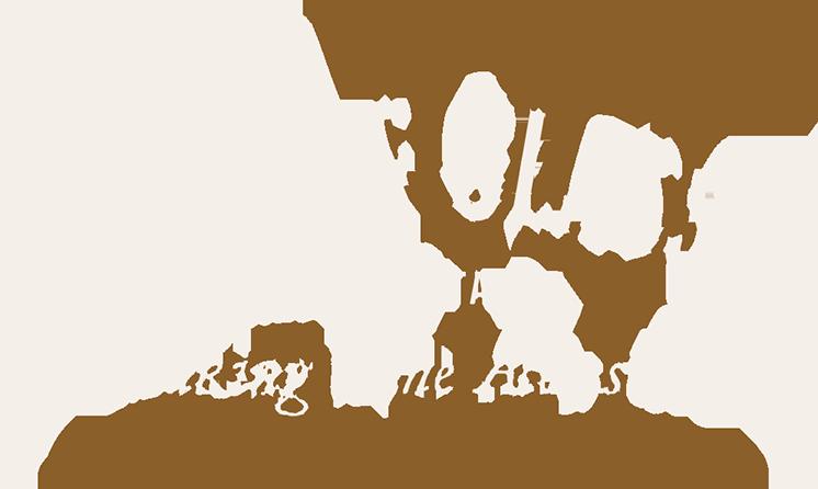 Cork & Glass Logo