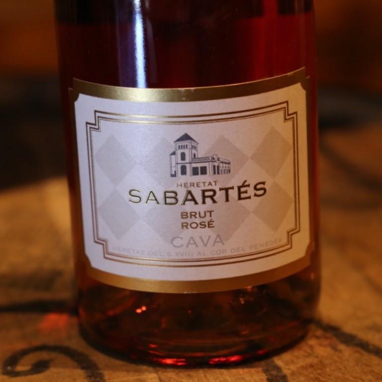 Sabartes Cava Rosé