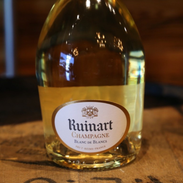 Ruinart Champagne- Blanc de Blancs